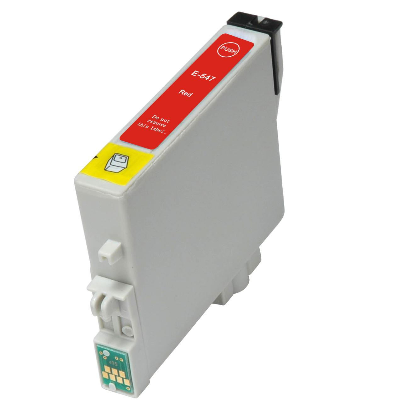 Epson Compatible T054720 Red Ink Cartridge