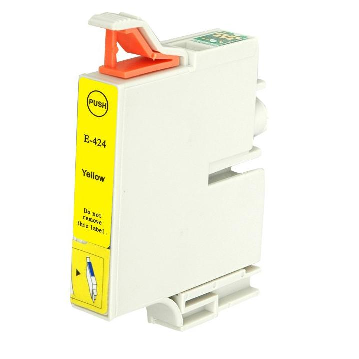 Epson Compatible T042420 Yellow Ink Cartridge