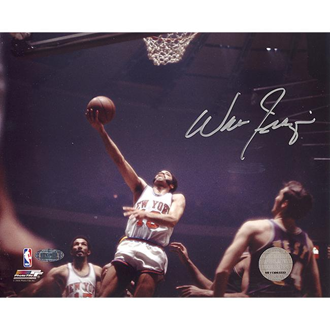 Steiner Sports Walt Frazier Autographed Photo