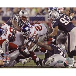 Steiner Sports Brandon Jacobs Autographed Photo