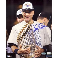 Steiner Sports Derek Jeter Autographed Photo