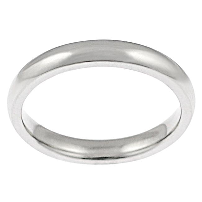 Stainless Steel Comfort Fit Band (3 mm)