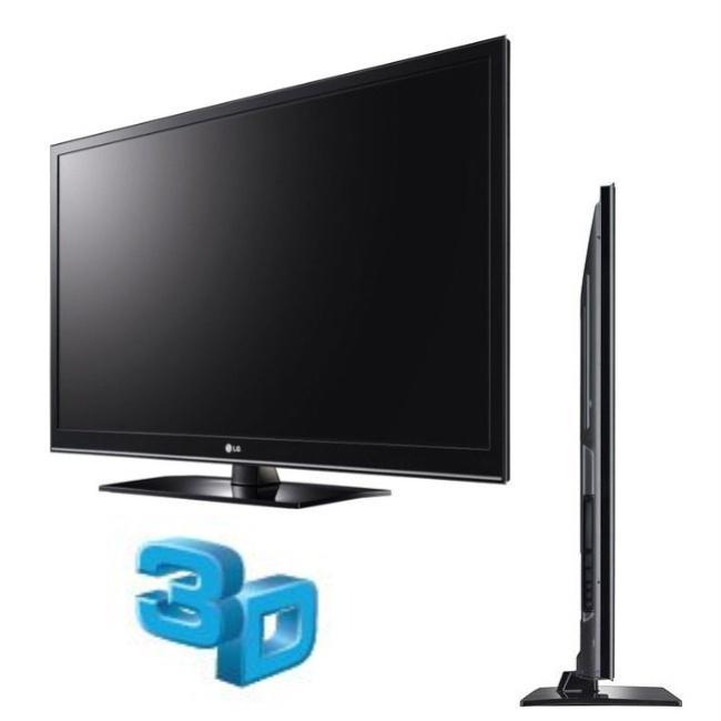 LG 42PW350 42-inch 720p 3D Ready Plasma TV