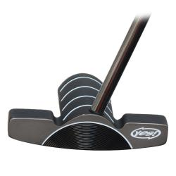 Yes Golf Tiffany C-Groove Long Shaft Putter - Thumbnail 1