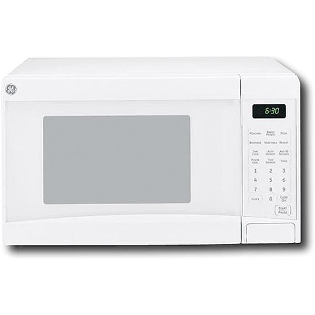Ge Jes0737dnww White 0 7 Cu Ft Countertop Microwave Oven Free Shipping Today 5690888
