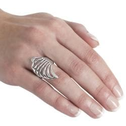 Journee Sterling Silver Fashion Ring