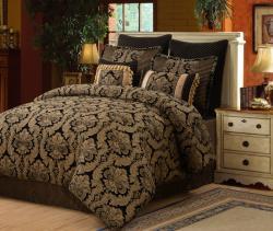 Amelia 8-piece Comforter Set - Thumbnail 1