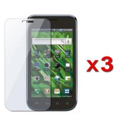 Screen Protector for Samsung T959 Vibrant (Pack of 3) - Thumbnail 1