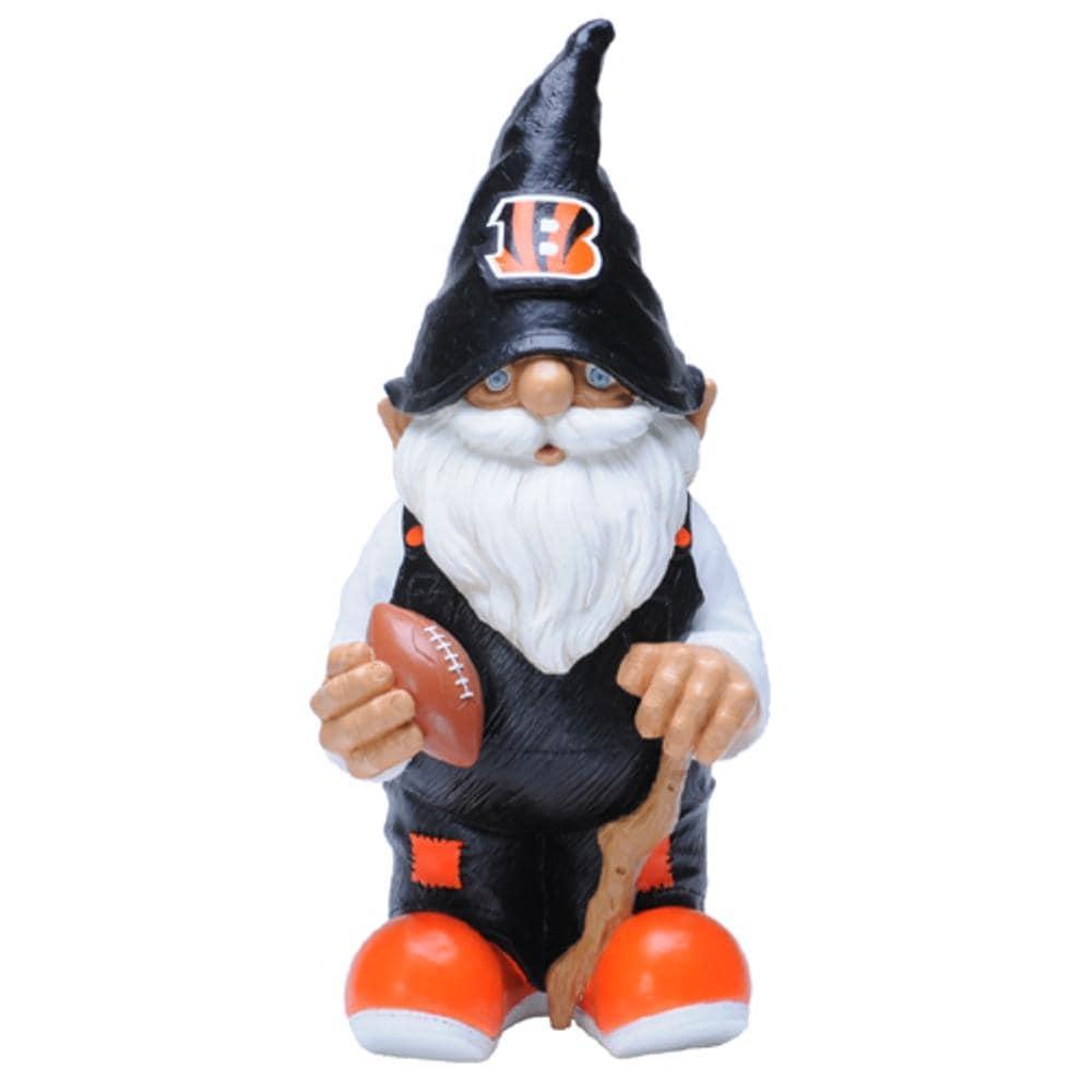 Cincinnati Bengals 11-inch Garden Gnome