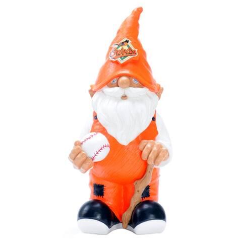 Baltimore Orioles 11-inch Garden Gnome