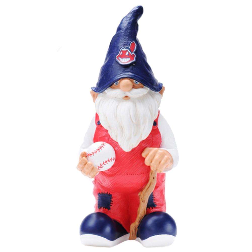 Cleveland Indians 11-inch Garden Gnome - Thumbnail 0