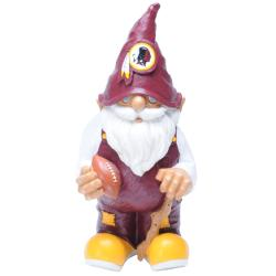 Washington Redskins 11-inch Garden Gnome - Thumbnail 2