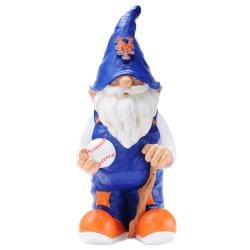 New York Mets 11-inch Garden Gnome - Thumbnail 1