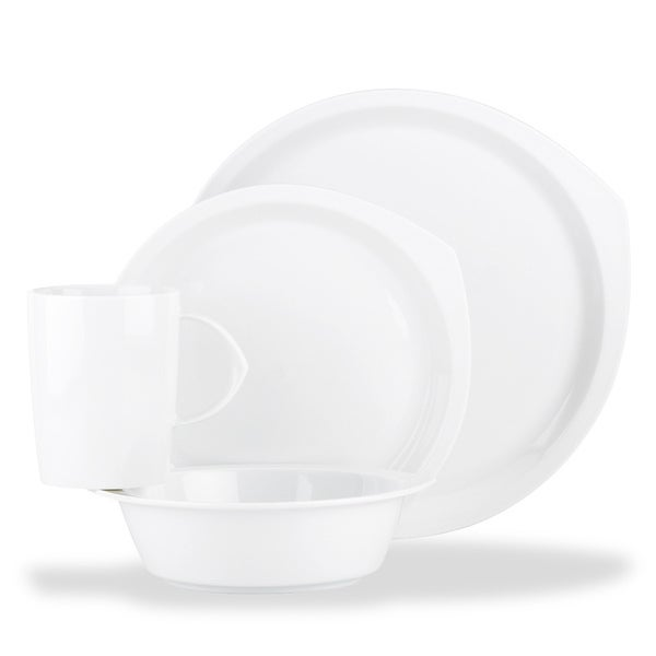 Dansk 'Kompas' 4-piece Porcelain Place Setting