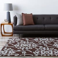 Hand-tufted Poplar Area Rug - 2' x 3'