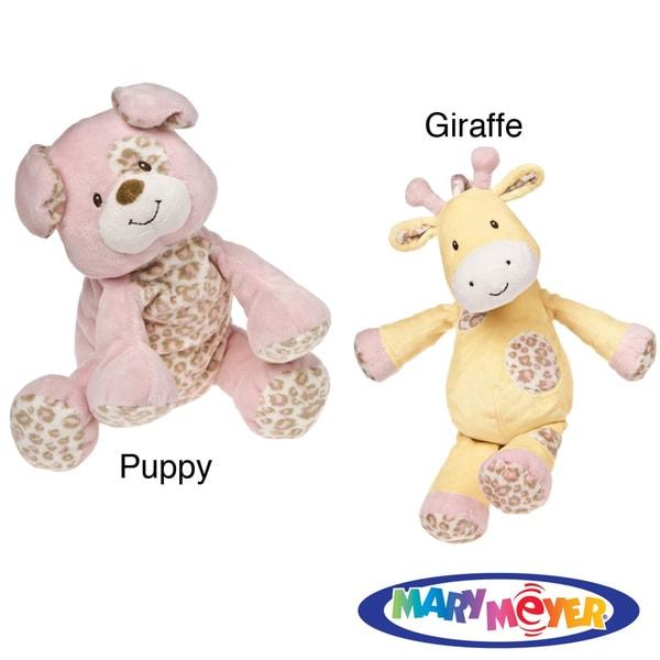 Mary Meyer Baby Safari Soft Toy