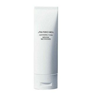 Shiseido Men 4.2-ounce Cleansing Foam