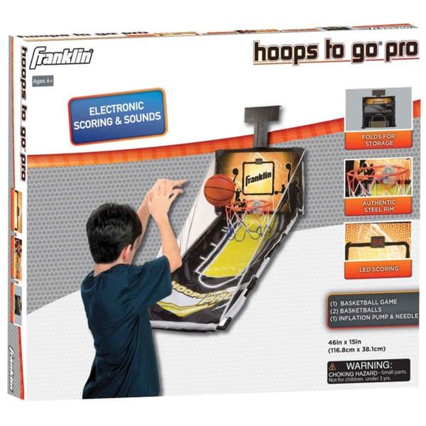 Hoops to Go Pro Basketball Set