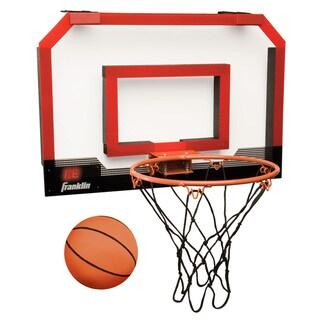 Electronic Basketball Pro with Mini Basketball