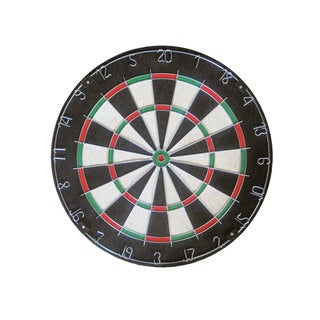 "Franklin 18"" Bristle Dartboard with Round Metal Wire"