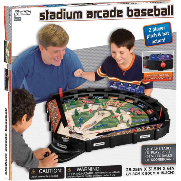 Franklin Stadium Arcade Baseball