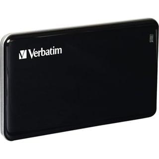 Verbatim 128GB Store 'n' Go External SSD, USB 3.0 - Black - TAA Compl