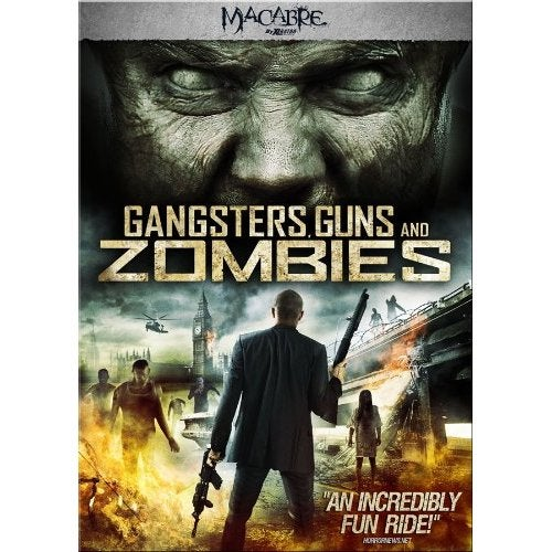 Gangsters, Guns & Zombies (DVD)