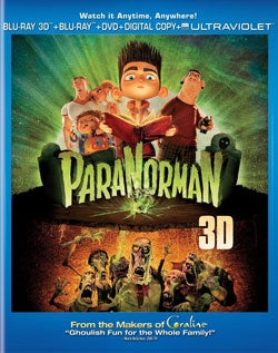 ParaNorman 3D (Blu-ray/DVD)