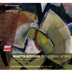 Gil Rose - Boykan: Symphony