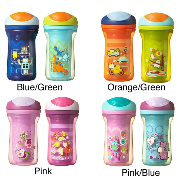 Tommee Tippee Explora Truly Spill Proof 8-10-ounce Drink Cup (Pack of 2)