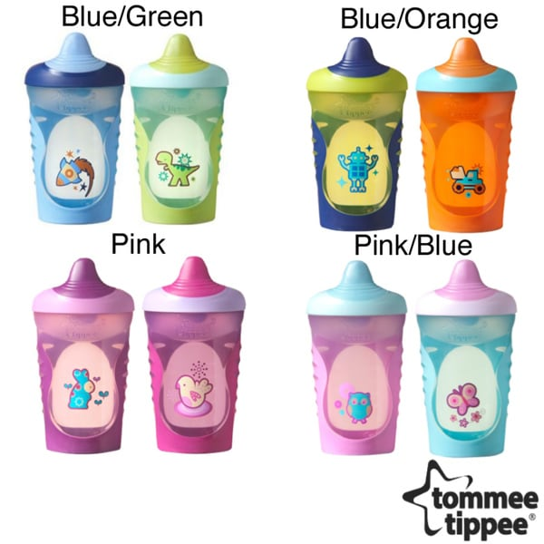 Tommee Tippee Explora Truly Spill Proof 11-15-ounce Sippy Cup (Pack of 2)