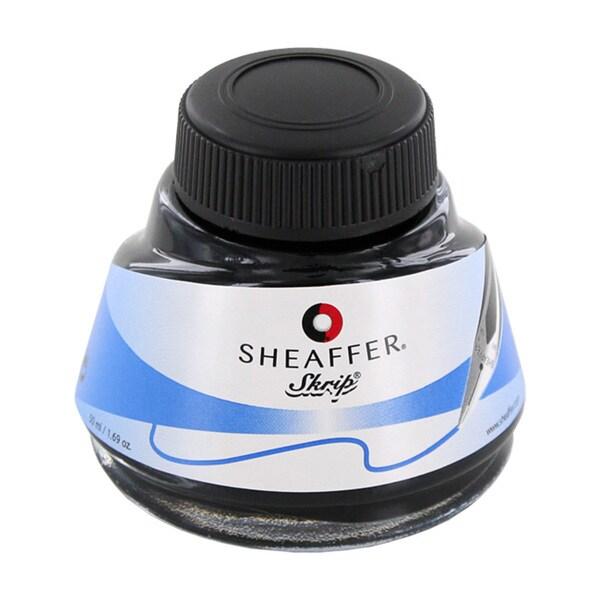 Sheaffer 50 ml. Blue Skrip Bottled Ink