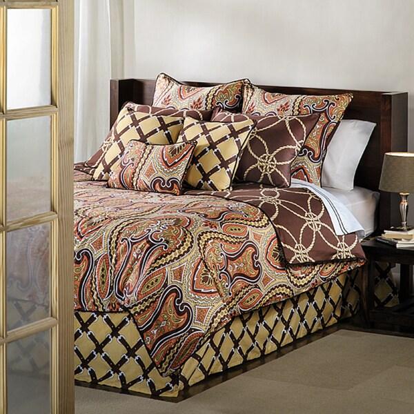 Spencer Queen-size 9-piece Duvet Cover Set