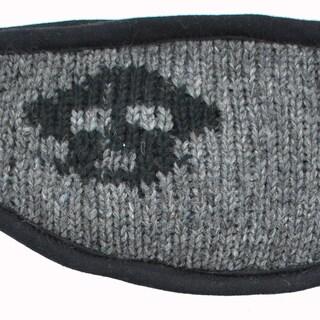 Happy Skull Winter Headband (Nepal)