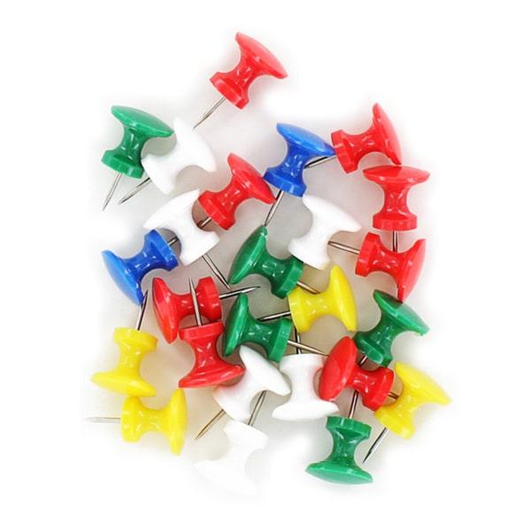 Swingline Work Essentials Jumbo Push Pins (Pack of 100)