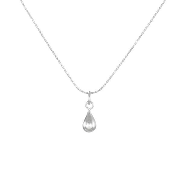 b9babedc89174 Shop Handmade Jewelry by Dawn Small Round Teardrop Dainty Sterling ...