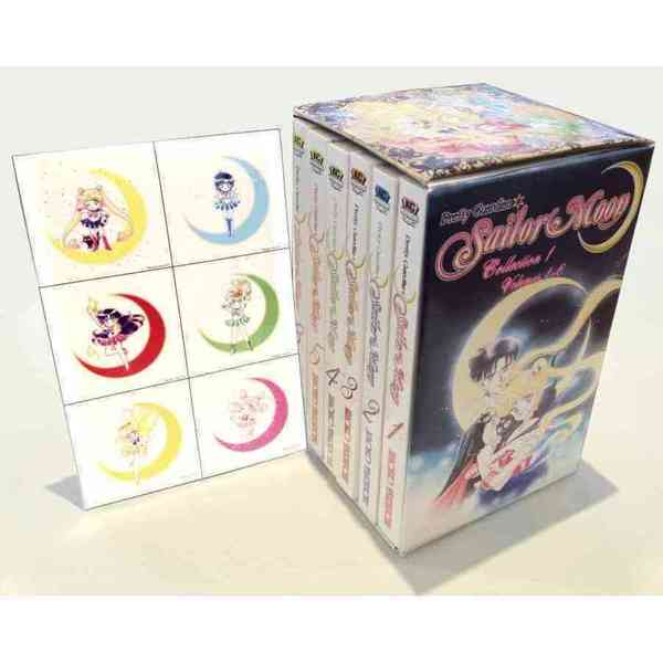 Sailor Moon Collection 1 (Paperback)