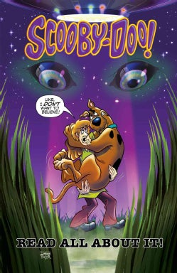 Scooby-Doo in Read All About It! (Hardcover)
