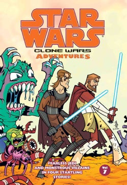Star Wars: Clone Wars Adventures 7 (Hardcover)