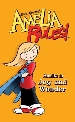 Amelia in Joy and Wonder (Hardcover)