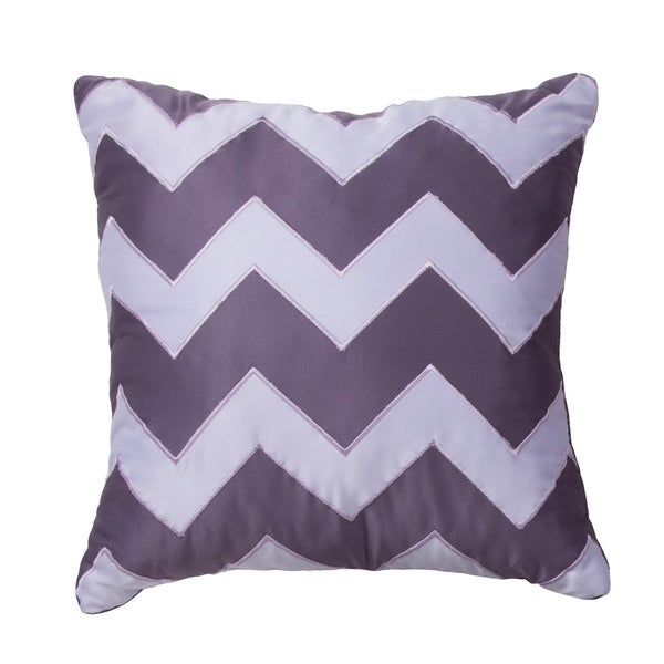 Sarabeth Chevron Square Pillow