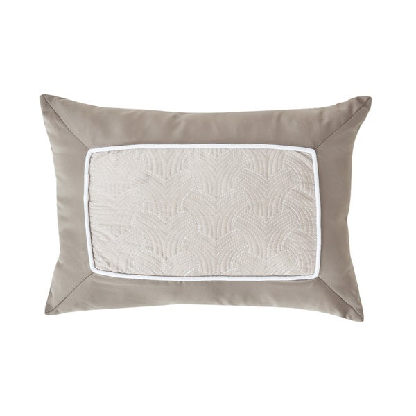Juliana Quilted Decorative Accent Pillow