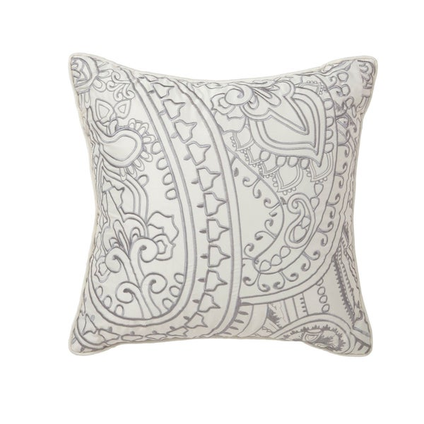 Dalya Paisley Decorative Pillow