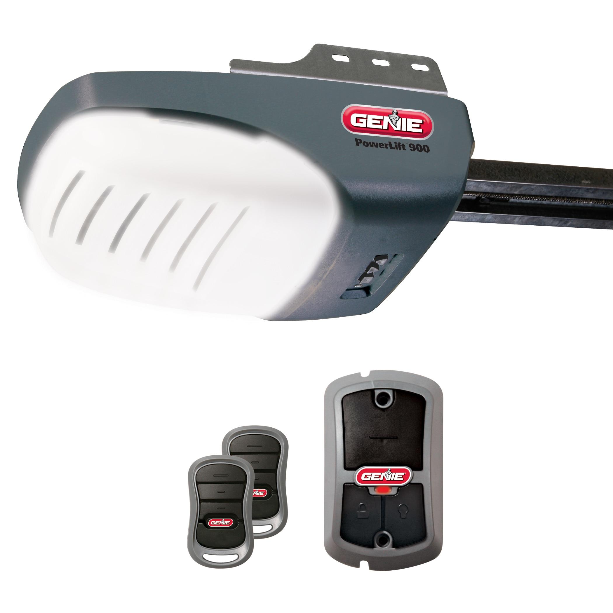 New Safe T Beam Genie Home Garage Door Opener 2562 Tc 12 Hp Ac