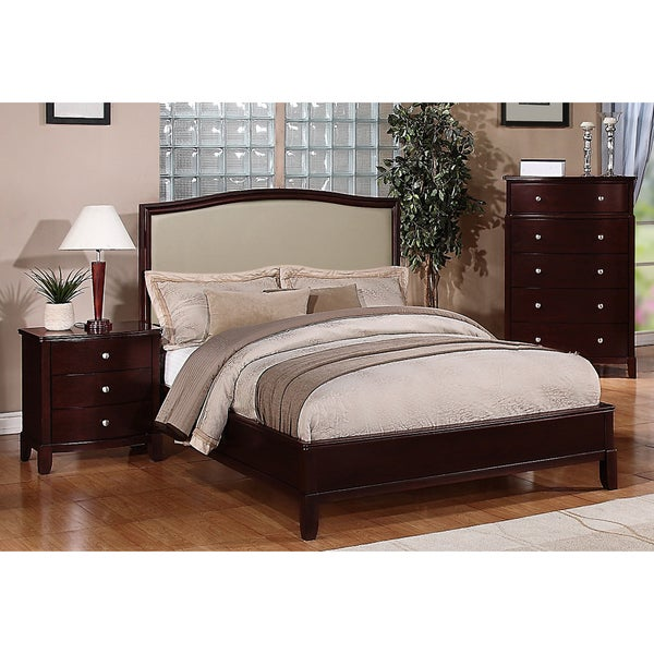 Alcide 3 piece queen size bedroom set free shipping for 3 piece queen size bedroom set