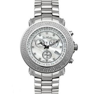 Joe Rodeo Men's 'Junior' Diamond Chronograph Watch|https://ak1.ostkcdn.com/images/products/7304671/Joe-Rodeo-Mens-Junior-Diamond-Chronograph-Watch-P14776142.jpg?impolicy=medium
