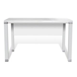 Shop Jesper Office 48 Inch White Writing Desk Free