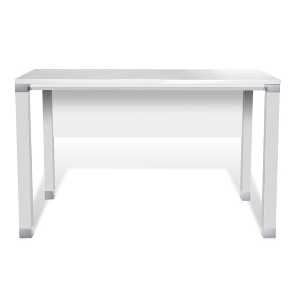 Jesper Office 48-inch White Writing Desk
