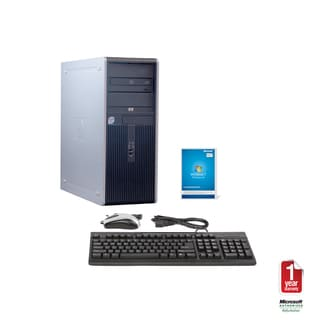 HP Compaq DC7900 Intel Core 2 Duo 3.33GHz CPU 4GB RAM 500GB HDD Windows 10 Pro Minitower Computer (Refurbished)