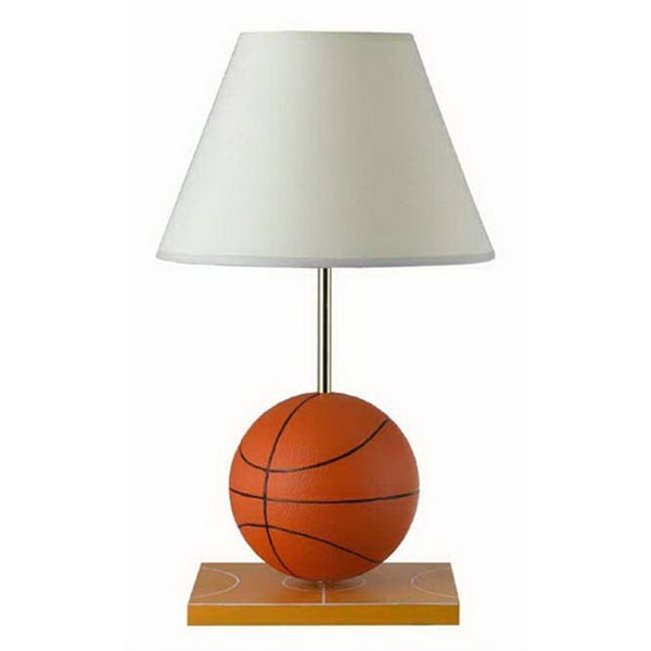 Cal Lighting Basketball Youth Table Lamp